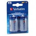 Baterija VERBATIM LR 20